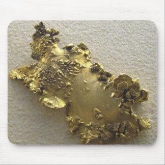 Pepitas de oro Mousepad