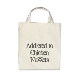 Pepitas de pollo bolsas