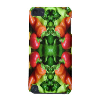 Pepper as Art - Spicy Abstract iPod Touch 5G Case