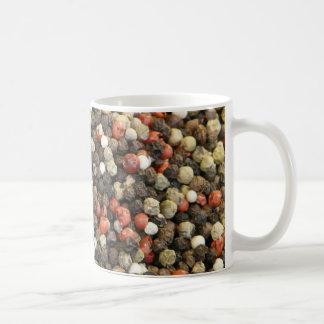 Pepper Background Coffee Mug
