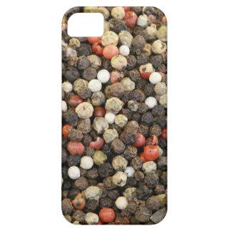 Pepper Background iPhone SE/5/5s Case