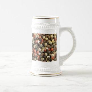 Pepper Background Mug