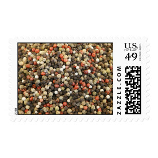 Pepper Background Postage