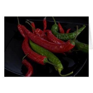 pepper_black caliente tarjeta pequeña