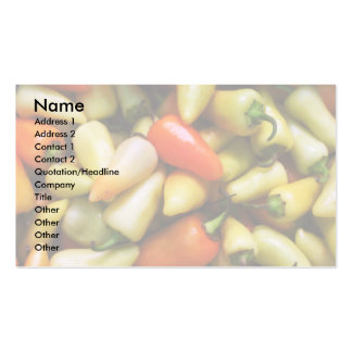 Pepper Business Cards 01