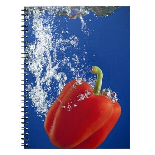 Pepper Drop 1042 Notebook