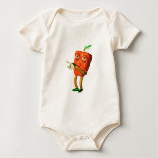 Pepper Horn by Valxart- Baby Bodysuit