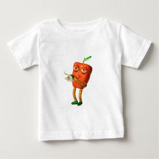 Pepper Horn by Valxart- Baby T-Shirt