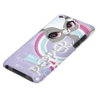Pepper in the Big City iPod Case-Mate Cases