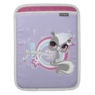 Pepper in the Big City iPad Sleeves