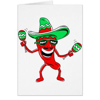Pepper maracas sombrero sunglasses.png card