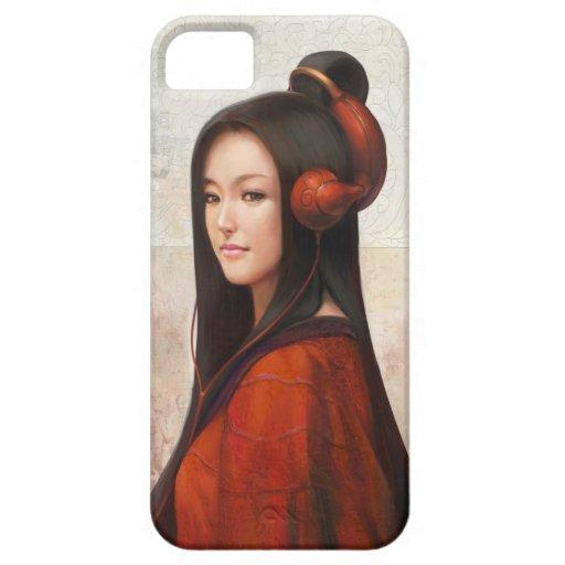 Pepper Orient iPhone 5 Cases