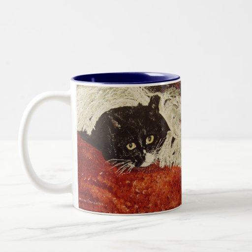 Pepper Painting Coffee Mug