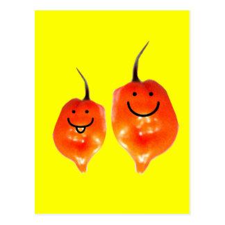 Pepper Pals Postcard