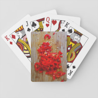 Pepper Playing Cards