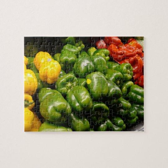 Pepper Puzzle