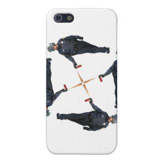 Pepper Spray cop iPhone SE/5/5s Cover