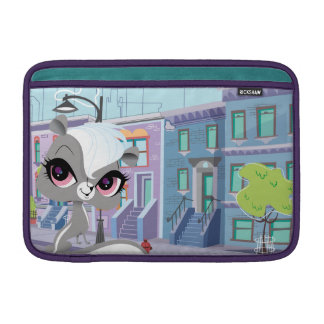 Pepper the Sassy Skunk Sleeve For MacBook Air