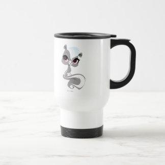 Pepper the Sassy Skunk Travel Mug