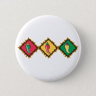 Pepper Trio Button