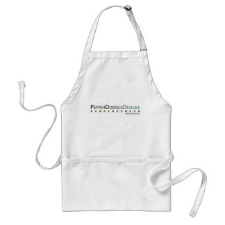 Pepperdoodle Design Products Adult Apron
