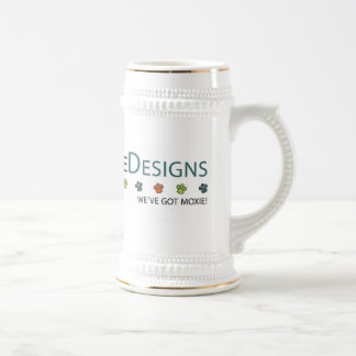 Pepperdoodle Design Products Beer Stein