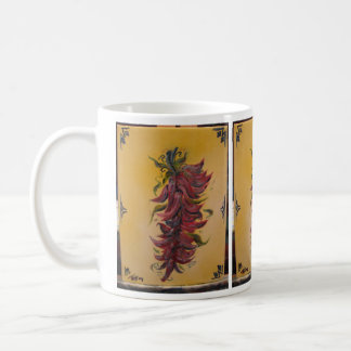 """Peppered"" Coffee Mug"