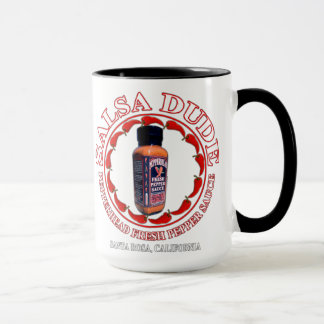 Pepperhead Sauce Mug