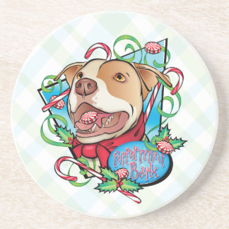 Peppermint Bark Coasters