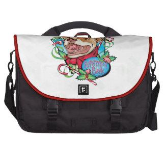 Peppermint Bark Commuter Bag