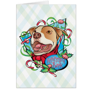 Peppermint Bark Greeting Cards