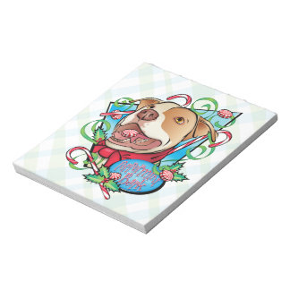 Peppermint Bark Memo Note Pads