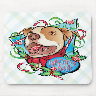 Peppermint Bark Mouse Pads