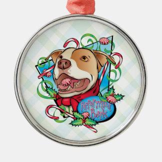 Peppermint Bark Ornament
