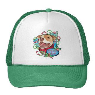 Peppermint Bark Trucker Hat