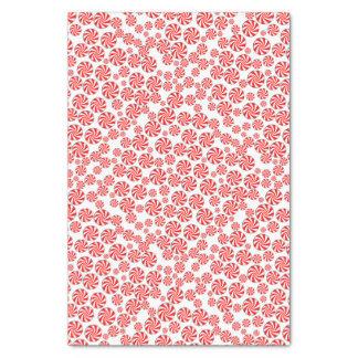 "Peppermint Candies 10"" X 15"" Tissue Paper"