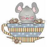 peppermint candies christmas mouse cup photo cutouts