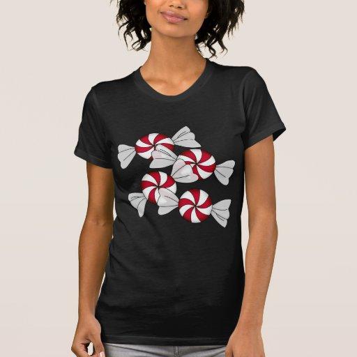 Peppermint Candies Tshirts