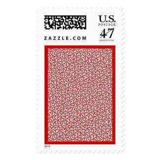 Peppermint Candy 1st Class Postage
