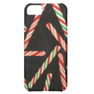 Peppermint Candy Cane Sticks iPhone 5C Covers