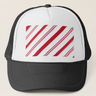 Peppermint Candy Christmas Gifts by Sharles Trucker Hat