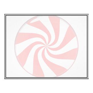 Peppermint Candy Custom Flyer