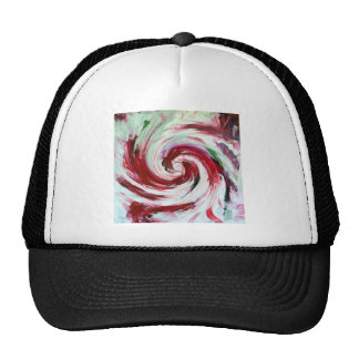 PEPPERMINT CANDY - TRUCKER HAT