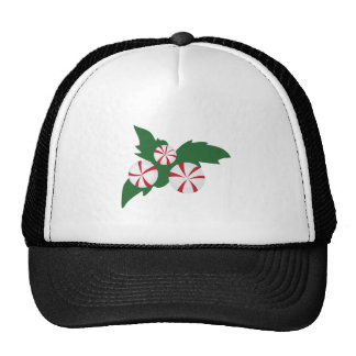 Peppermint Candy Hat