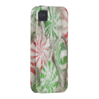 Peppermint Candy iPhone 4 Case