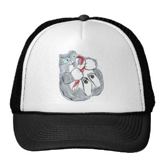 Peppermint Cany Cane, Yum! Trucker Hats