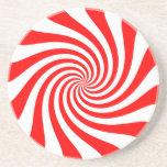 Peppermint Coaster