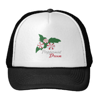 Peppermint Dream Mesh Hat