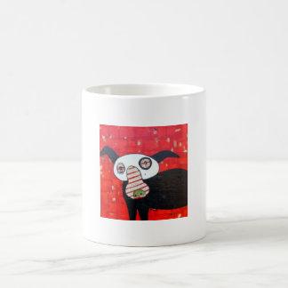 Peppermint Go Dog Coffee Mug