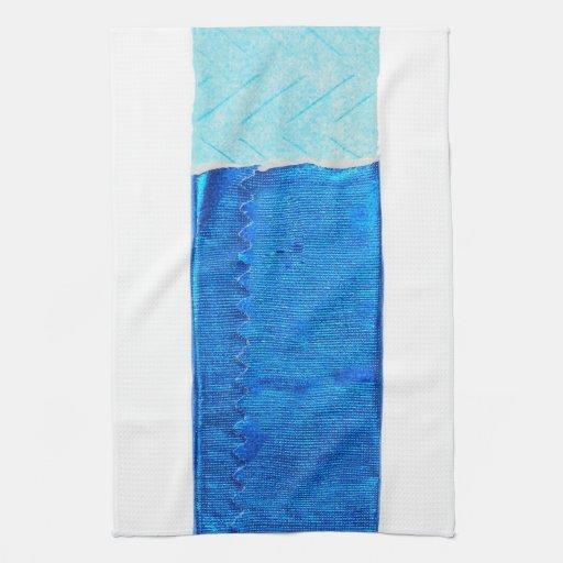 Peppermint Gum Hand Towel